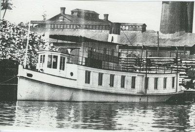 VOYAGEUR (1895, Yacht)