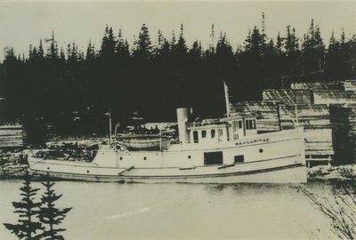 WAHNAPITAE (1904, Tug (Towboat))