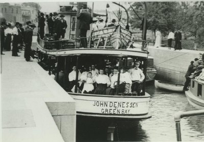 DENESSEN, JOHN (1883, Propeller)