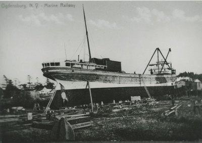 DENVER (1890, Bulk Freighter)