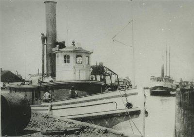 DOBBINS, ANNA (1862, Tug (Towboat))