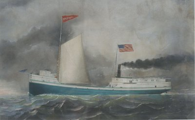 HUBBELL, H.S. (1882, Steambarge)