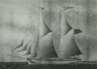 HUNTER, NELLIE (1874, Schooner)