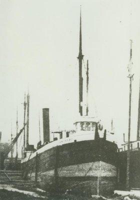 HURLBUT, CHAUNCEY (1873, Bulk Freighter)