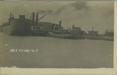 GENERAL (1900, Tug (Towboat))