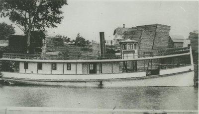 GAZELLE (1878, Excursion Vessel)