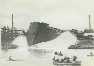 FULTON, ROBERT (1896, Bulk Freighter)