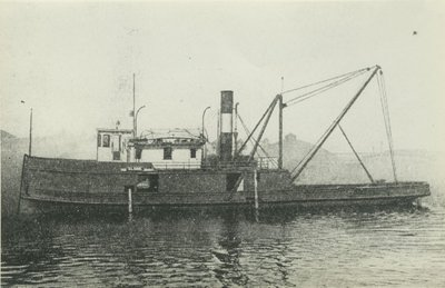 BARKER, S. B. (1882, Excursion Vessel)