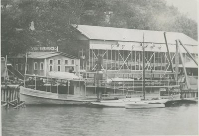 ROSE, FANNY M. (1893, Excursion Vessel)
