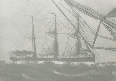 RALEIGH (1871, Bulk Freighter)