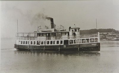 QUEEN CITY (1885, Ferry)