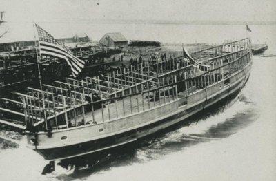 AMERICA (1898, Excursion Vessel)