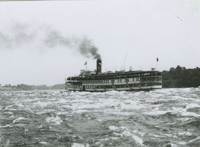 RAPIDS KING (1907, Passenger Steamer)