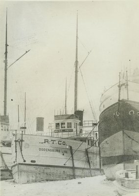 FROST, WALTER L. (1883, Package Freighter)