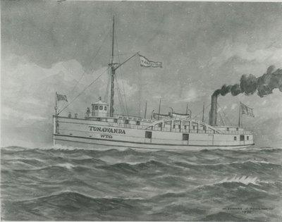 TONAWANDA (1856, Propeller)