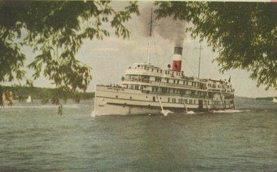 TORONTO (1899, Passenger Steamer)