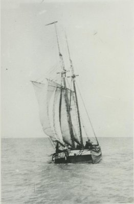 TWO BROTHERS (1868, Scow Schooner)