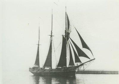 CLARA (1874, Schooner)