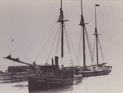 ONTARIO (1880, Tug (Towboat))