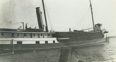 OGEMAW (1881, Steambarge)