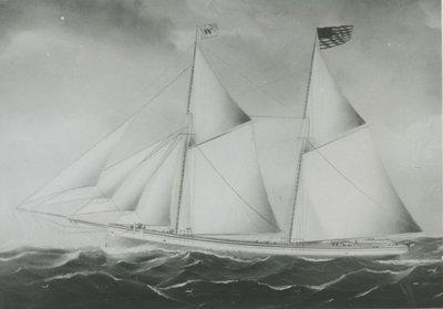 OWASCO (1863, Schooner)