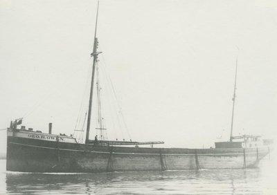 OWEN, GEORGE B. (1893, Schooner-barge)