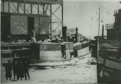 RICHARDSON, WALTER W. (1884, Tug (Towboat))