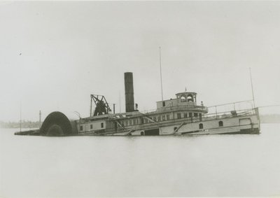 ROTHESAY (1867, Steamer)