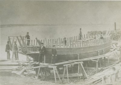 ADMIRAL (1870, Schooner)