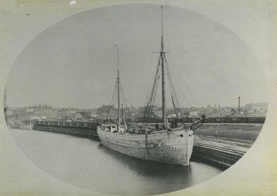 ALOHA (1888, Schooner-barge)