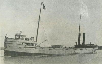 VANCE, FRANK L. (1887, Bulk Freighter)