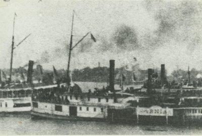 VAN EPPS, SARAH (1862, Steamer)
