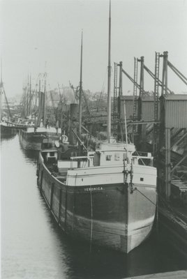 VERONICA (1886, Bulk Freighter)