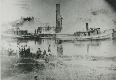 VULCAN (1868, Tug (Towboat))