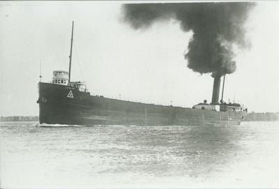 WALDO, L.C. (1896, Bulk Freighter)