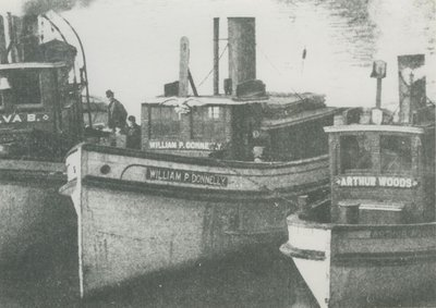 DONNELLY, WILLIAM P. (1903, Tug (Towboat))