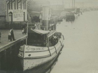 DOWLING, TOM (1873, Tug (Towboat))