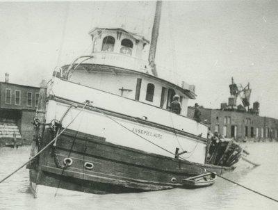HURD, JOSEPH L. (1869, Package Freighter)