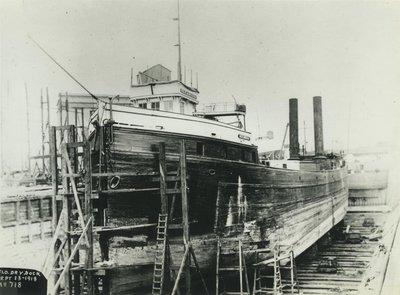 OCEANICA (1881, Bulk Freighter)