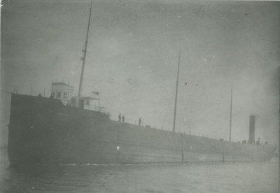 QUEEN CITY (1896, Bulk Freighter)