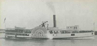 VICTORIA (1897, Steamer)