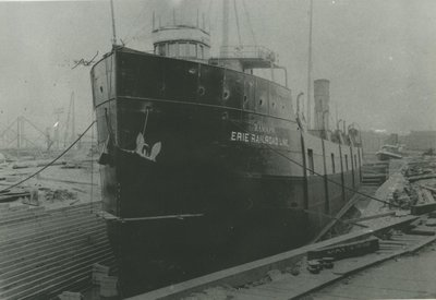 RAMAPO (1896, Package Freighter)
