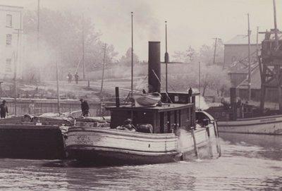 MAUD L. (1888, Tug (Towboat))