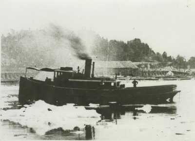 ADAMS, A. C. (1881, Tug (Towboat))