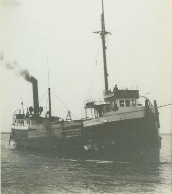 TURNER, ALVIN A. (1873, Steambarge)