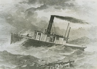 UNCLE BEN (1856, Tug (Towboat))