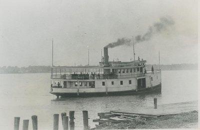 CLARA (1860, Tug (Towboat))