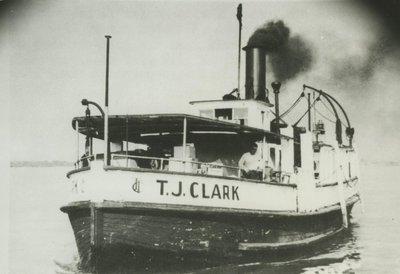 CLARK, T.J. (1911, Propeller)