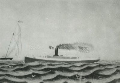 ONTARIO (1857, Tug (Towboat))