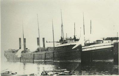 TACOMA (1881, Bulk Freighter)